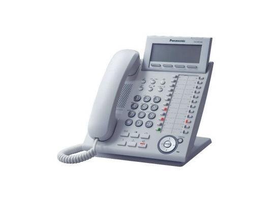 IP телефон Panasonic KX-NT346RU от 123.ru