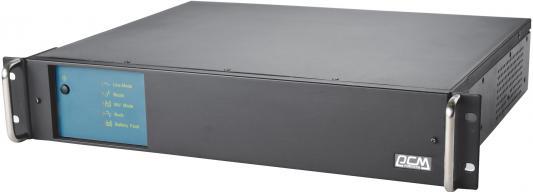 Источник бесперебойного питания Powercom KIN-1500AP RM (2U) USB и RS-232 источник бесперебойного питания ippon back power pro lcd 600
