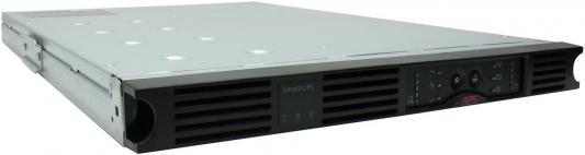 ИБП APC SMART 750VA SUA750RMI1U