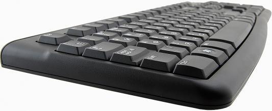 Клавиатура Logitech K120 черный USB 920-002506 logitech k120 for business