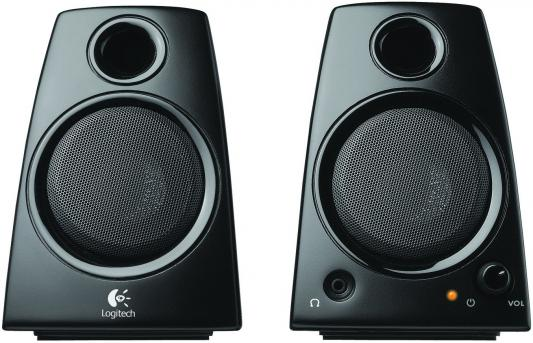 Колонки Logitech Z130 2.0 Black (980-000418) RTL стоимость