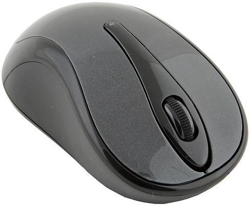 цена на Мышь беспроводная A4TECH G7-360N-1 серый USB