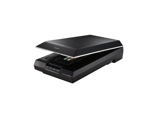 Сканер планшетный Epson Perfection V600 Photo A4 сканер epson perfection v550 photo b11b210303