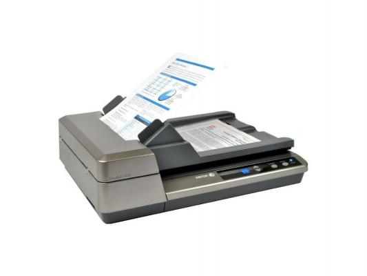 Сканер Xerox DocuMate 3220 A4 планшетный сканер xerox mobile scanner