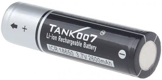 Аккумулятор Tank007 TANK007 2600 mAh 18650 1 шт