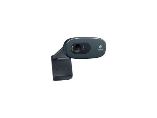 Вэб-камера Logitech HD Webcam C270 RET (960-000636)
