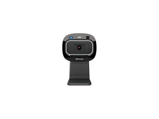 Вэб-камера Microsoft LifeCam HD-3000 USB Win (T3H-00013) камера web microsoft lifecam hd 3000