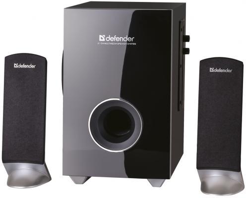 Активная система Defender 2.1 I-Wave S20 14+2*3W, регулир. на сател. (65120) defender i wave s16 акустическая система