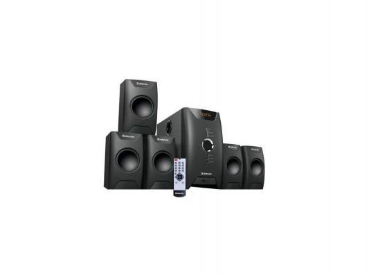 Активная система Defender 5.1 Orchestra M80 MP3 30+5x10 Вт, SD, FM, пульт ДУ (65580)
