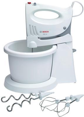 Купить со скидкой Миксер стационарный Bosch MFQ 3555 350 Вт белый