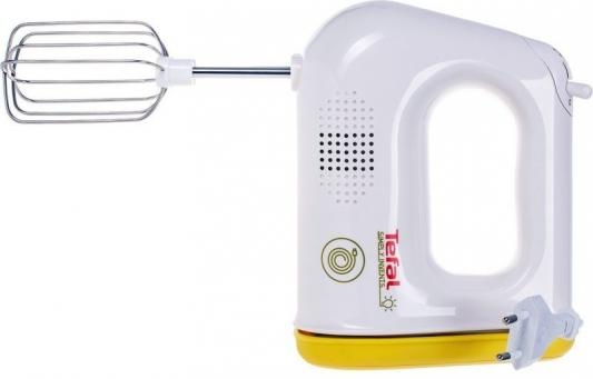 Миксер ручной Tefal Tefal HT300188 250 Вт белый желтый