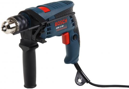 Ударная дрель Bosch GSB 13 RE БЗП дрель ударная bosch gsb 13re звп 0 601 217 102