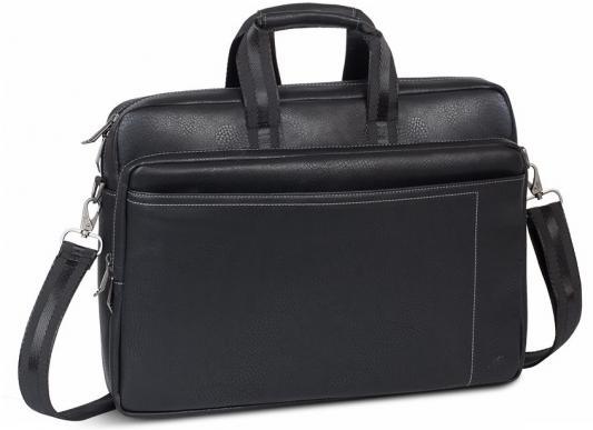 Фото - Сумка для ноутбука 16 Riva 8940 искусственная кожа черный сумка для ноутбука 16 riva 8290 полиэстер черный