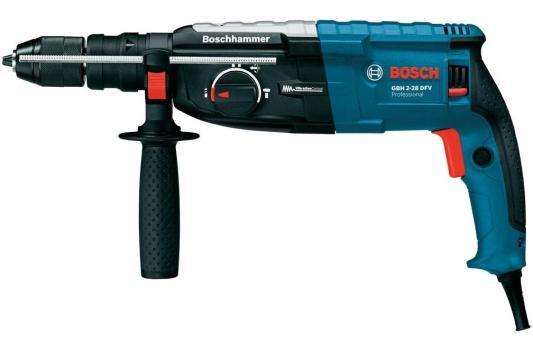 Перфоратор Bosch GBH 2-28 DFV L-BOXX