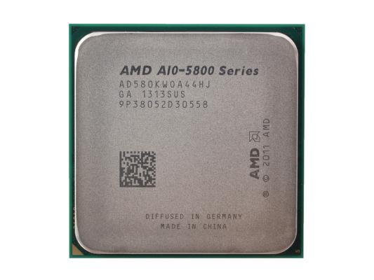 Процессор AMD A10 5800K Black Edition <SocketFM2> {3800MHz 4MB oem}