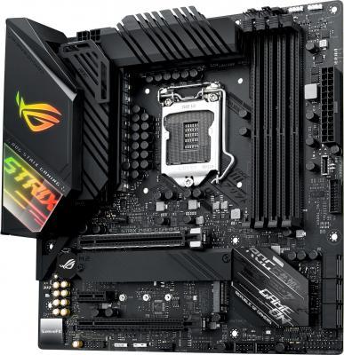 ROG STRIX Z490-G GAMING(WI-FI) монитор asus tuf gaming vg27aq 27 черный