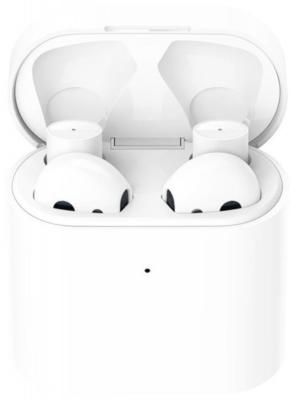Гарнитура вкладыши Xiaomi Mi True Wireless Air 2 (Earphones 2) белый беспроводные bluetooth (в ушной раковине) гарнитура xiaomi mi true wireless earphones 2 basic bluetooth вкладыши белый [bhr4089gl]