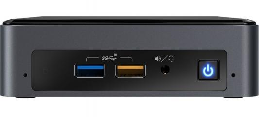 Boxed Intel NUC Kit, NUC8i7BEK, w/ EU cord, single pack платформа intel boxnuc8i7beh w o power cord [boxnuc8i7beh 961474]