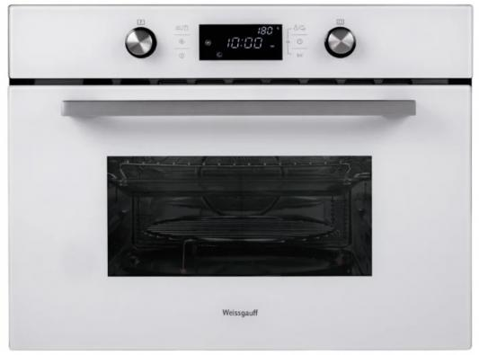Духовой шкаф Электрический Weissgauff OE 449 PDW белый