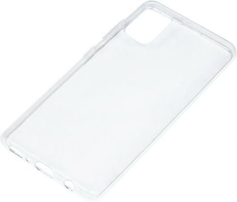 Фото - Чехол (клип-кейс) Redline для Samsung Galaxy A41 iBox Crystal прозрачный (УТ000020425) чехол клип кейс red line ibox crystal для samsung galaxy note 10 lite прозрачный
