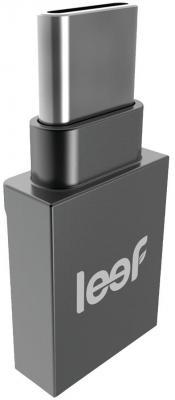 Фото - Флэш-драйв Leef Bridge-C, 128 Гб, OTG USB 3.1 gen.1 & USB Type-C leef ibridge 3 32gb серебристый
