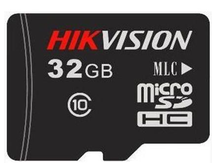 Фото - 32GB Карта памяти MicroSDHC Hikvision L2 д/видеонаблюдения Class 10 UHS-I V10 без адапт. карта памяти microsdhc uhs i u1 dato 16 гб 40 мб с class 10 dttf016guic10 1 шт