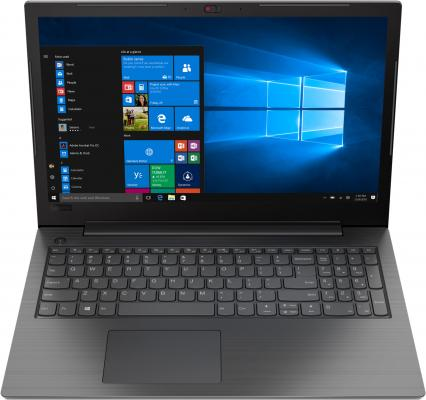 Ноутбук Lenovo V130-15IKB Intel Core i3 8130U/4GB/128GB SSD/DVD-RW/15.6 FHD/VGA int/DOS/grey lenovo v130 15ikb 81hn00edru темно серый