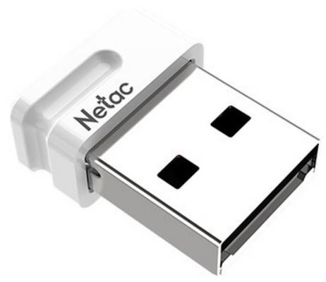 Фото - Флеш Диск Netac U116 16Gb <NT03U116N-016G-20WH>, USB2.0, миниатюрная пластиковая белая usb flash drive 32gb netac u116 usb 3 0 nt03u116n 032g 30wh