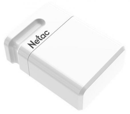 Фото - Флеш Диск Netac U116 64Gb <NT03U116N-064G-20WH>, USB2.0, миниатюрная пластиковая белая usb flash drive 32gb netac u116 usb 3 0 nt03u116n 032g 30wh