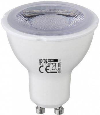 ХОРОЗ 001-022-0006 Светодиодная лампа 6W 4200К GU10 Дим.