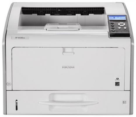 Фото - Светодиодный принтер SP 6430DN принтер ricoh sp 6430dn белый
