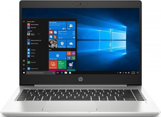 HP ProBook 445 G7 [2D272EA] 14 {FHD Ryzen 5 4500U/8Gb/256Gb SSD/W10Pro} hp probook 450 g7 [8mh13ea] pike silver 15 6 fhd i5 10210u 8gb 256gb ssd w10pro