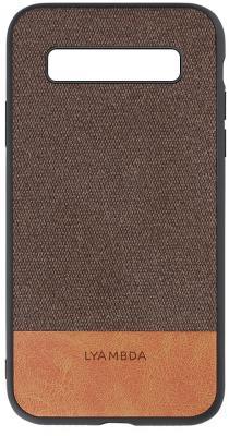 Case LYAMBDA CALYPSO for Samsung Galaxy S10 (LA03-CL-S10-BR) Brown