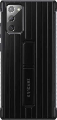 Фото - Чехол (клип-кейс) Samsung для Samsung Galaxy Note 20 Protective Standing Cover черный (EF-RN980CBEGRU) чехол клип кейс samsung galaxy note 20 ultra silicone cover белый ef pn985twegru