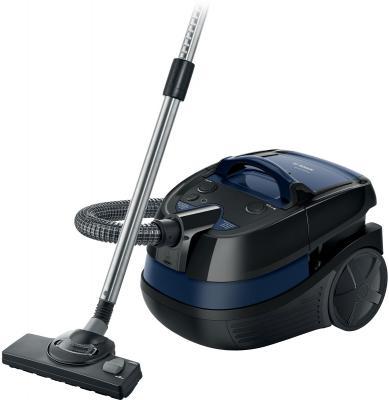 Фото - Пылесос Bosch BWD41700 1700Вт черный/синий пылесос bosch bwd41700 черный синий
