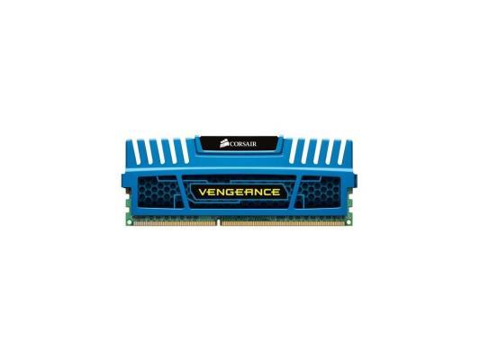 Оперативная память DIMM DDR3 Corsair 4Gb (pc-12800) 1600MHz <Retail> (CMZ4GX3M1A1600C9B)