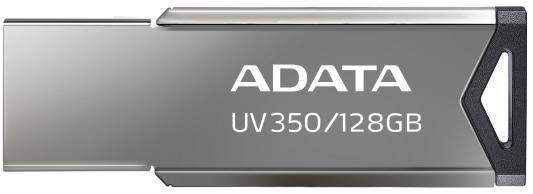 Фото - Флеш накопитель 128GB A-DATA UV350, USB 3.1, Черный a data флеш накопитель 16gb a data uv260 usb 2 0 черный