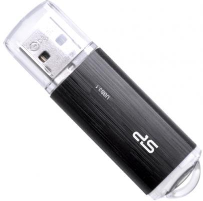 Флеш накопитель 128Gb Silicon Power Blaze B03, USB 3.2, Черный