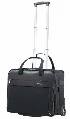 чемодан 55 см samsonite чемодан 55 см popsoda 40x55x20 см Чемодан 15.6 Samsonite CE7*009*09 полиэстер черный