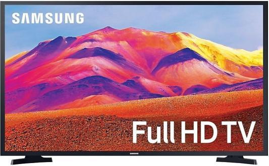 Фото - Телевизор LED Samsung 43 UE43T5300AUXRU 5 черный/FULL HD/50Hz/DVB-T2/DVB-C/DVB-S2/USB/WiFi/Smart TV (RUS) прозрачный закаленный стекло гвардии фильм протектор экрана для samsung gear s3 s2 спорт классический фронтир