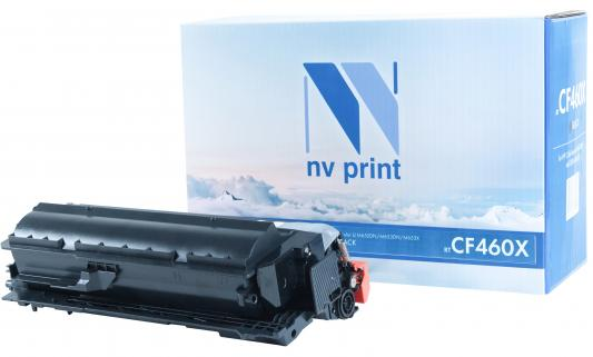 Картридж NV-Print NV-CF460X для HP Color Laser Jet M652DN Color Laser Jet M653DN Color Laser Jet M653X 27000стр Черный