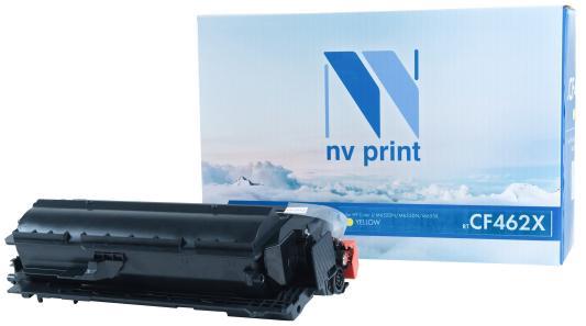 Картридж NV-Print NV-CF462X для HP Color Laser Jet M652DN Color Laser Jet M653DN Color Laser Jet M653X 22000стр Желтый