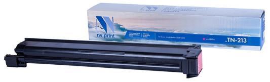 Тонер-картридж NVP совместимый NV-TN-213 Magenta для Konica-Minolta bizhub: C203/ C253 (19000k)
