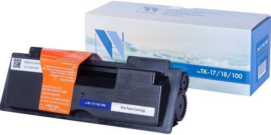 Картридж NVP совместимый NV-TK-17/18/100 для Kyocera FS-1000/ FS-1000+/ FS-1010/ FS-1050 (7200k)