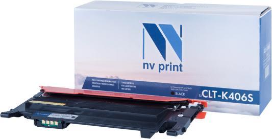 Картридж NVP совместимый NV-CLT-K406S Black для Samsung CLP 360/ 365/ 365W/ Xpress C410W/ C460W/ CLX 3300/ 3305/ 3305FN/ 3305FW/ 3305N/ 3305W (1500k)