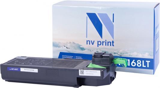 Картридж NVP совместимый NV-AR168LT для Sharp AR 122/ 122E/ 122EN/ 123/ 152/ 152E/ 152EN/ 153/ 153E/ 5012/ 5415/ M150/ M155 (6000k)