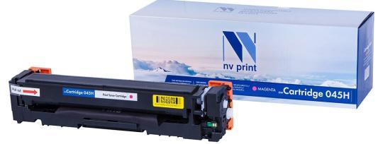 Картридж NV-Print 045H для Canon i-Sensys LBP 611Cn i-Sensys LBP 613Cdw i-Sensys MF 631Cn MF 633Cdw i-Sensys MF 635Cx i-Sensys 2200стр Пурпурный