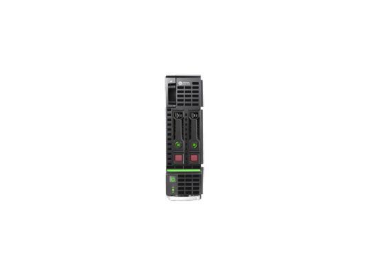 Сервер HP BL460c 666162-B21