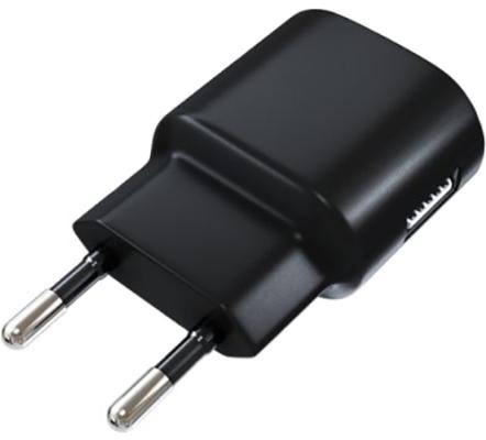 Фото - Сетевое зарядное устройство Red Line ТС-1A 1A черный УТ000010347 сетевое зарядное устройство continent zn10 194rd 1a usb красный