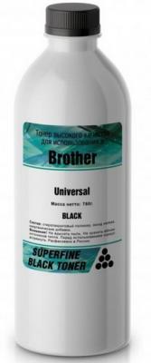 Фото - Тонер Brother Universal бутылка 700 гр. (Tomoegawa) SuperFine Premium тонер tomoegawa cbr12 c для brother кор 10кг cyan
